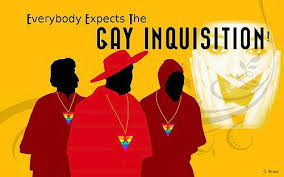Image result for gay inquisition