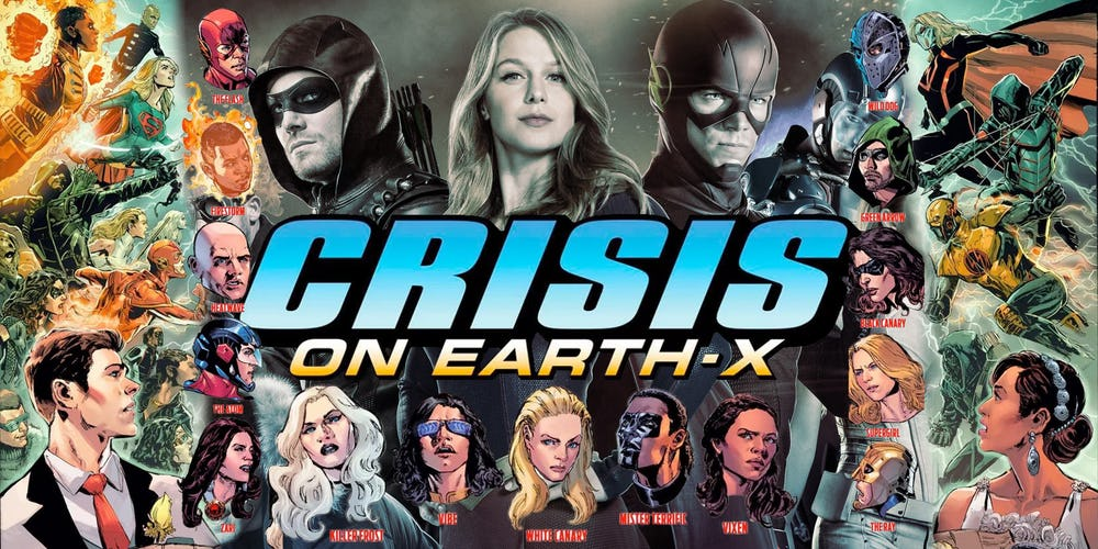 crisis on earth x part 2